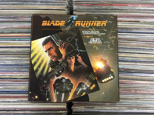 LP Blade Runner - Trilha Sonora - New American Orchestra