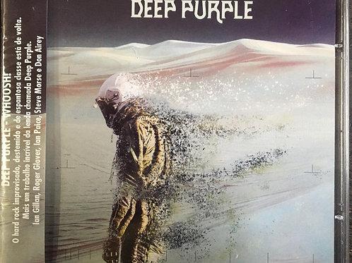 CD Deep Purple - Whoosh! - Lacrado