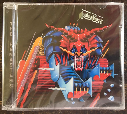 CD Judas Priest - Defenders Of The Faith - Importado - Lacrado