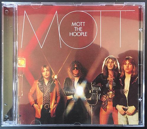 CD Mott The Hoople - Mott - Importado