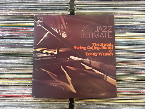LP The Dutch Swing College Band - Jazz Intimate - Duplo - Importado
