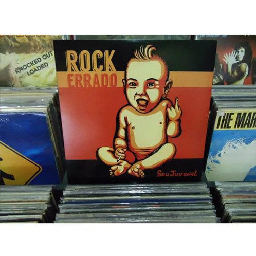 LP Rock Errado - Seu Juvenal - Com Encarte