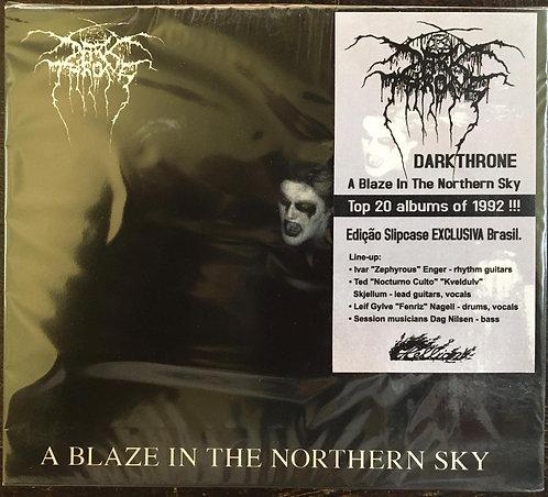 CD Darkthrone - A Blaze In The Northern Sky - Lacrado