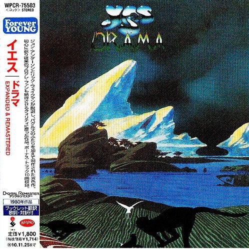 CD Yes - Drama - Importado (Japonês) - +Bônus - Lacrado