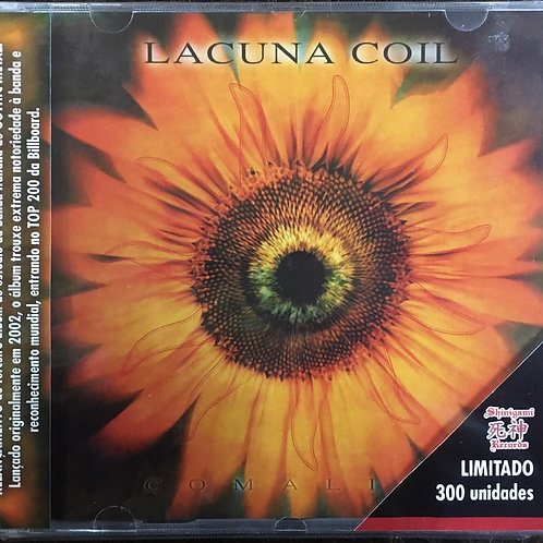 CD Lacuna Coil - Comalies - Lacrado