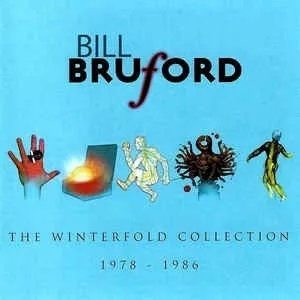 CD Bill Bruford - The Winterfold Collection 1978-1986 - Importado