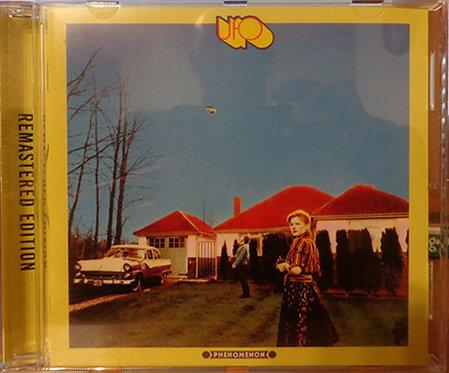 CD Ufo - Phenomenon - Importado - +Bônus - Lacrado