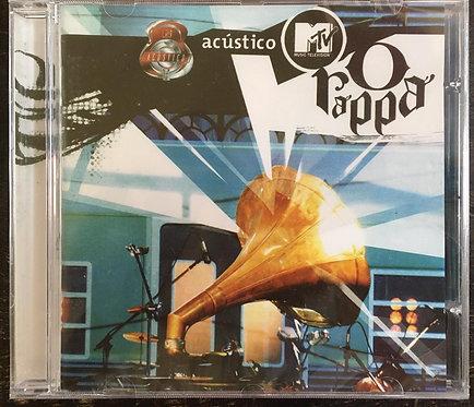 CD O Rappa - Acústico MTV - Lacrado