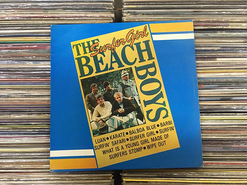 LP The Beach Boys - Surfer Girl