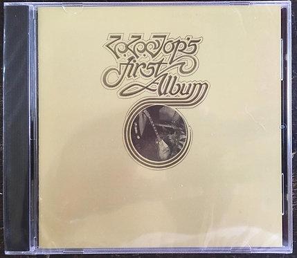 CD ZZ Top - First Album - Importado - Lacrado