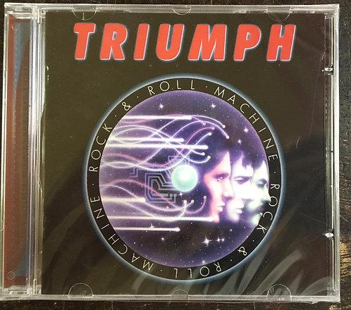 CD Triumph - Rock & Roll Machine - Lacrado