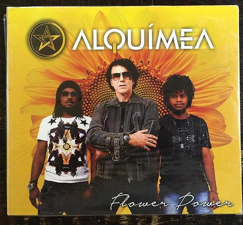 CD Alquímea - Flower Power - Digipack - Lacrado