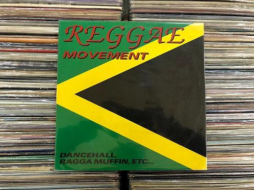 LP Reggae Movement - Dancehall, Ragga Muffin, Etc...