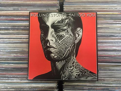 LP The Rolling Stones - Tattoo You - C/ Encarte
