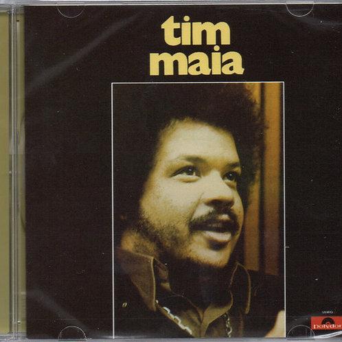 CD Tim Maia - Tim Maia 1972 - Lacrado