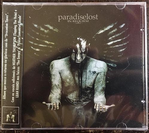 CD Paradise Lost - In Requiem - Lacrado