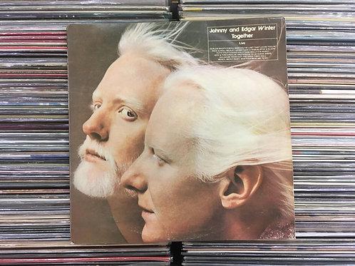 LP Johnny & Edgar Winter - Together