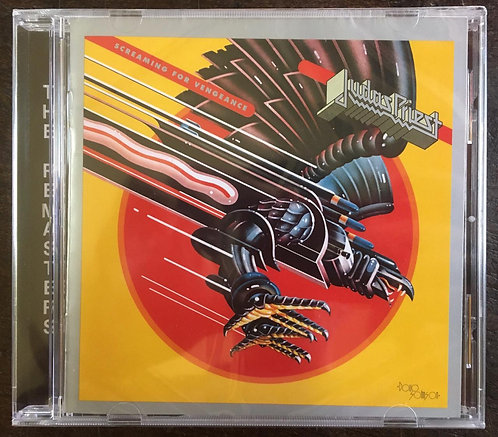 CD Judas Priest - Screaming For Vengeance - Importado - Lacrado