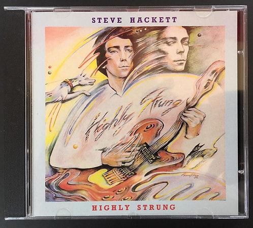 CD Steve Hackett - Highly Strung - Importado