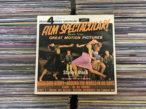 LP Stanley Black - Film Spectacular ! (Music From Great Motion Pictures)