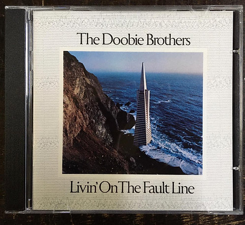 CD The Doobie Brothers - Livin' On The Fault Line - Importado