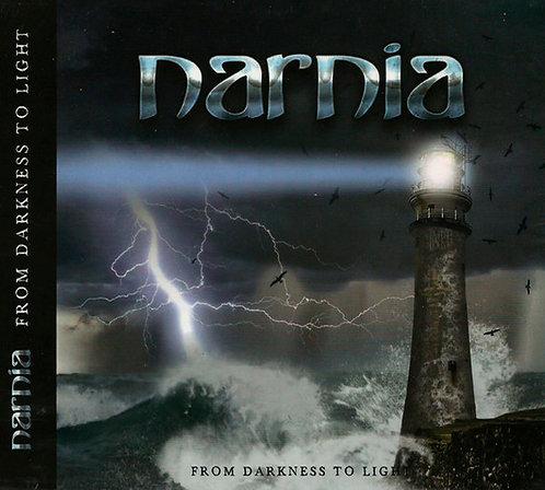 CD Narnia - From Darkness To Light - Slipcase - Lacrado