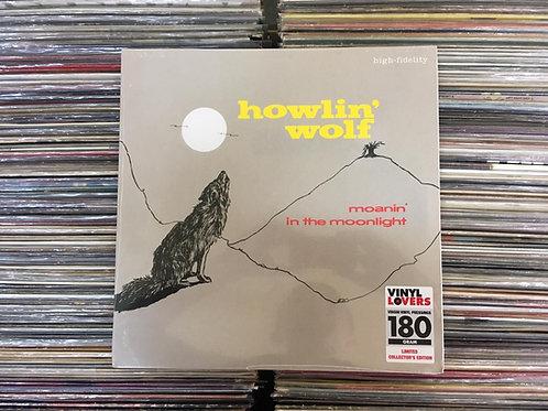 LP Howlin' Wolf - Moanin' In The Moonlight - Importado - Lacrado