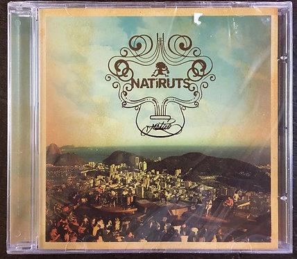 CD Natiruts - Acústico No Rio De Janeiro - Lacrado