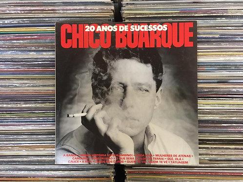 LP Chico Buarque - 20 Anos De Sucessos