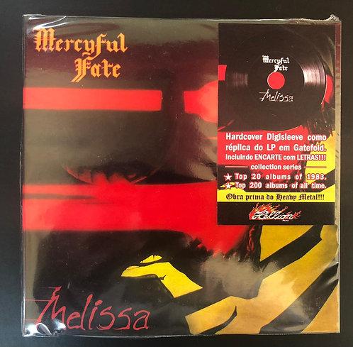 CD Mercyful Fate - Melissa - Digisleeve - Lacrado