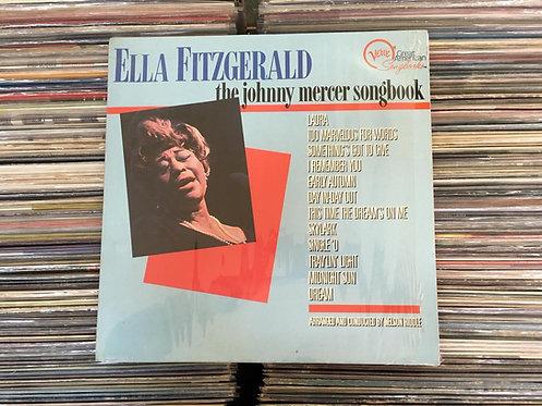 LP Ella Fitzgerald - The Johnny Mercer Song Book