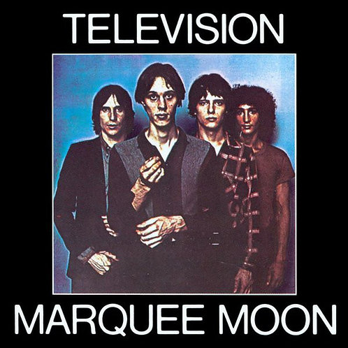 CD Television - Marquee Moon - Importado - Digifile - +Bônus (Seminovo)
