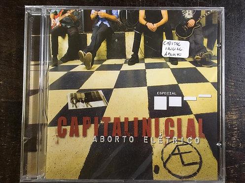 CD Capital Inicial - Mtv Especial - Aborto Elétrico - Lacrado