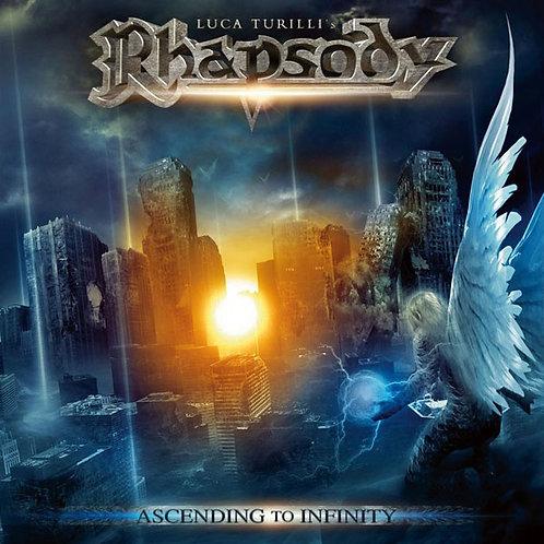 CD Luca Turilli's Rhapsody - Ascending To Infinity - Lacrado