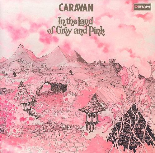 CD Caravan - In The Land Of Grey And Pink - Importado +Bônus (Seminovo)