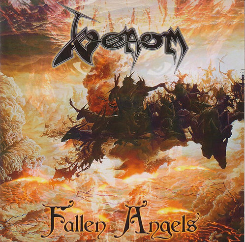 CD Venom - Fallen Angels - Lacrado