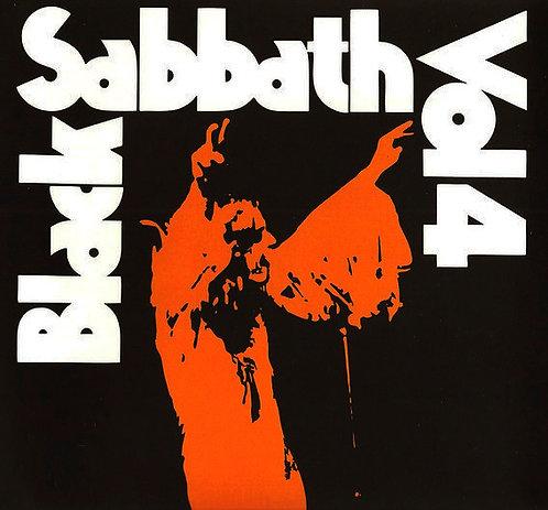 CD Black Sabbath - Black Sabbath Vol 4 - Slipcase / Lacrado