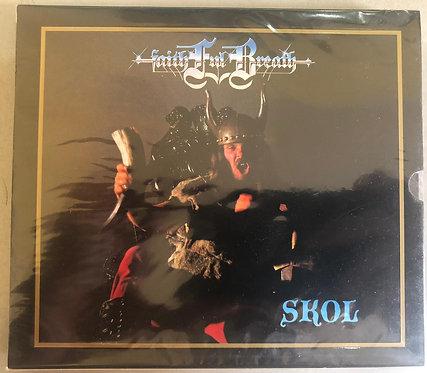 CD Faithful Breath - Skol - Slipcase - Lacrado