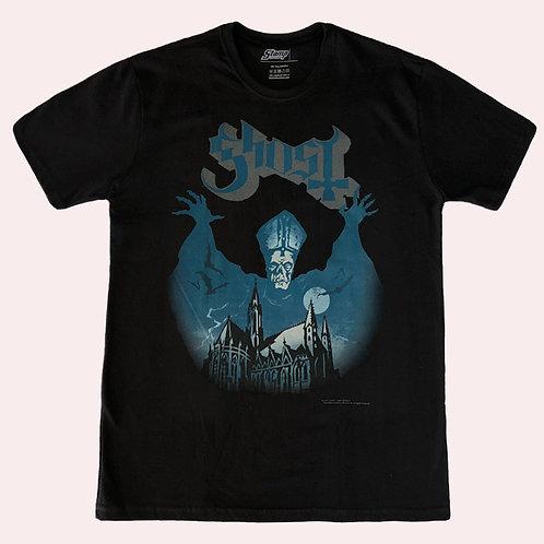 Camiseta Ghost - Opus Eponymous - Stamp