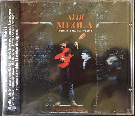 CD Al Di Meola - Across The Universe - Lacrado
