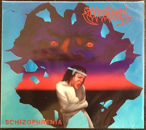 CD Sepultura - Schizophrenia - +Bônus - Lacrado