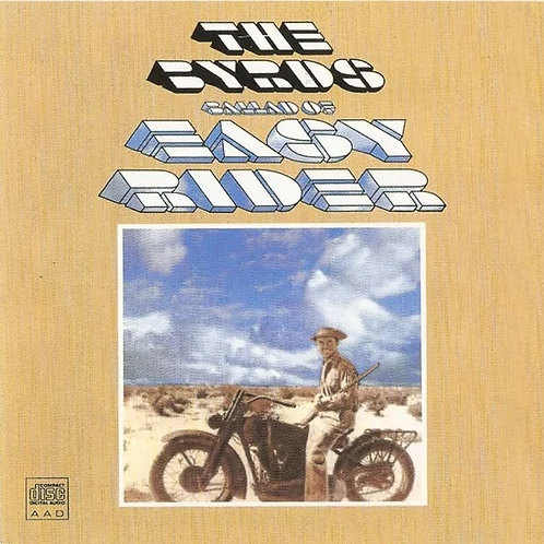 CD The Byrds - Ballad Of Easy Rider - Importado - Lacrado