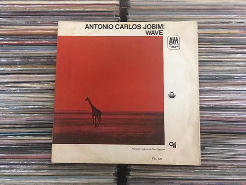 LP Antonio Carlos Jobim - Wave - 1967