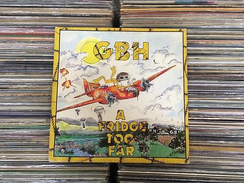 LP GBH - A Fridge Too Far - Com Encarte