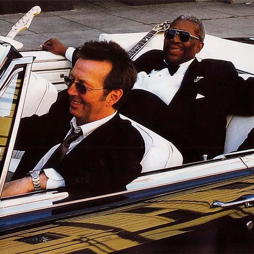 CD B.B. King & Eric Clapton - Riding With The King - Lacrado