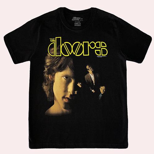 Camiseta The Doors - The Doors (1° Álbum) - Stamp