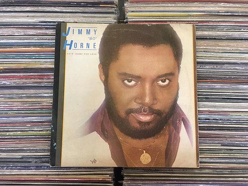 LP Jimmy Bo Horne - Goin' Home For Love