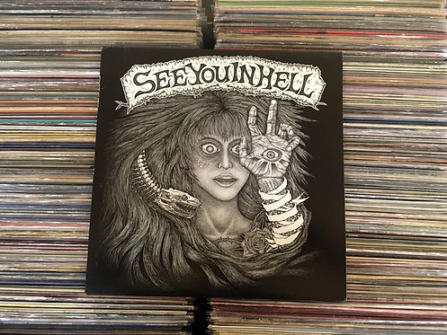 LP See You In Hell - Jed - Importado