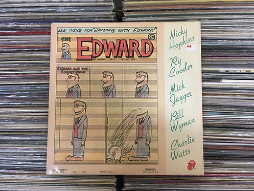 LP Jamming With Edward! - Nicky Hopkins, Ry Cooder, Mick Jagger... - Importado