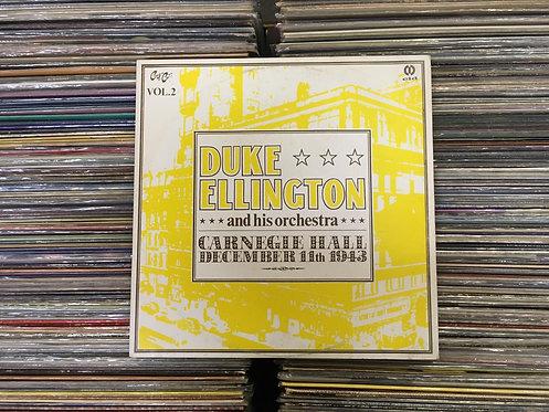 LP Duke Ellington - Carnegie Hall December 11th 1943 Vol. 2